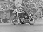 Isle of Man TT-Retro-1950, Geoff Duke