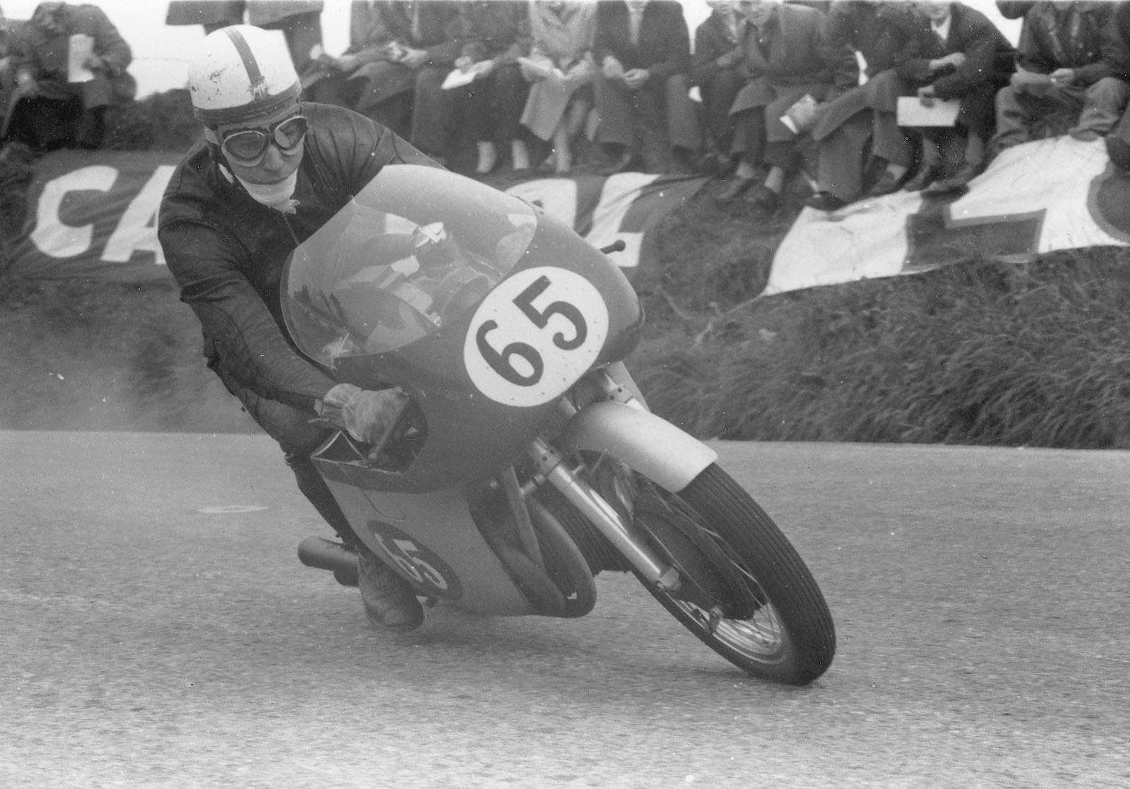 Isle of Man TT-Retro-1958, John Surtees