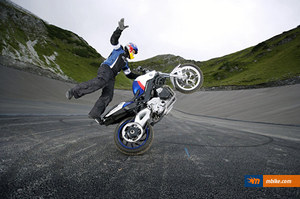 BMW Stunt