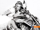 Britney Spears, Harley Riding