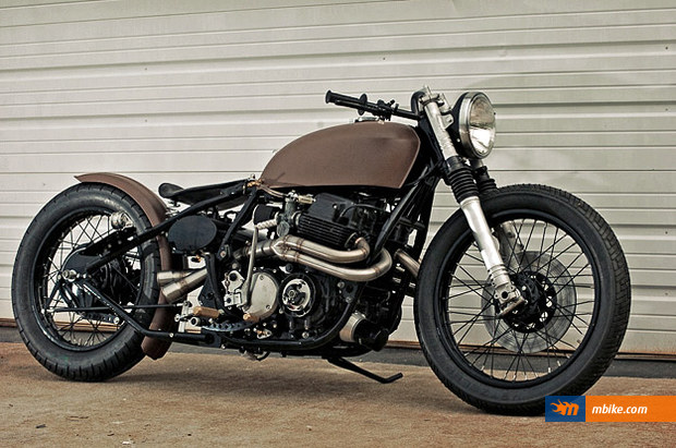 Custom Honda CB750