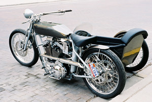Custom side car