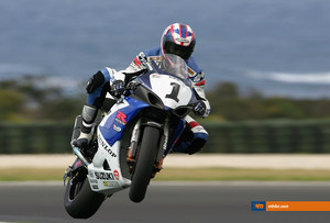 Robert Cianflone GSX-R