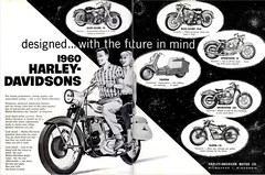 1960 Harley\'s