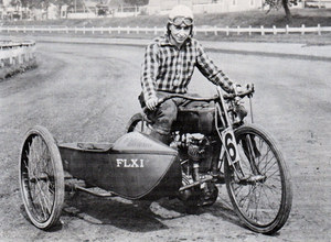 Bill Minnick sidecar