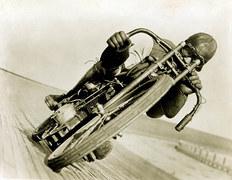 Harley Board Racer