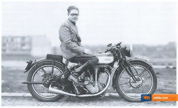 Vintage motorcycle 13