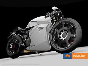 Big Battery Naked SE - Design Concept 02