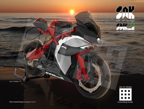 Sak Art Design Electric Superbike Concept_05