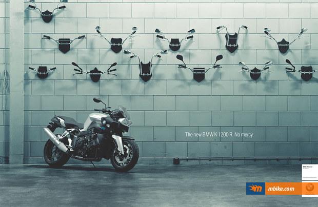 BMW K1200 R ad