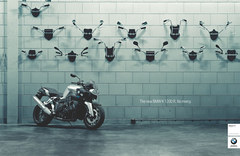 BMW K1200 R ad