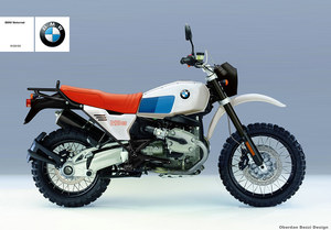 BMW R120 GS Spirit by Oberdan Bezzi