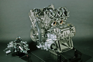 Honda VFR1200 engine