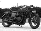 Triumph Bonneville Custom