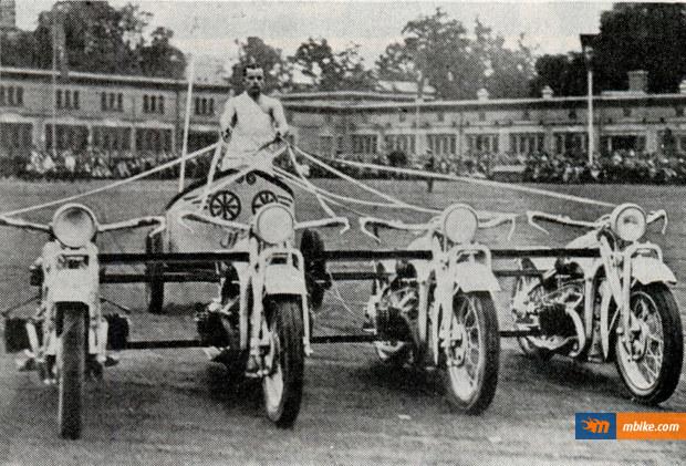 Ben Hur motorcycle