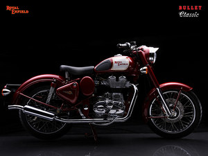 Royal Enfield Bullet 1961
