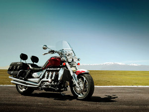 2008 Triumph Rocket3 Classic
