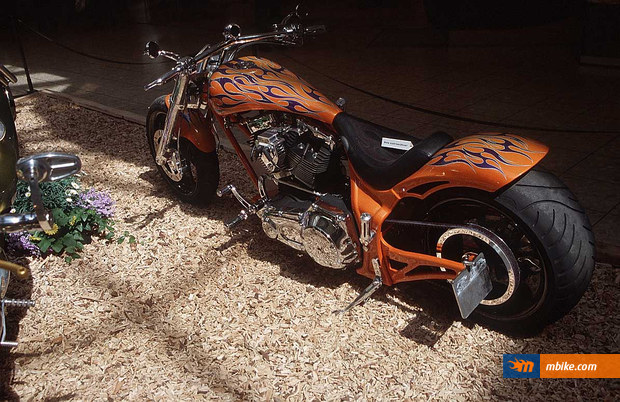 Custom motorcycle 18