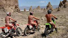 Naked Motocross
