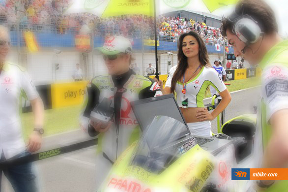 MotoGP Grid Girls 11