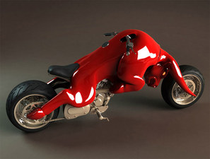 Red Bull Motorcycle Concept 02