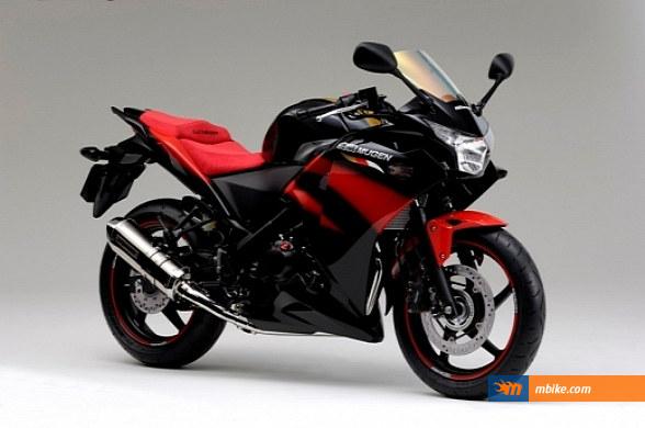 Mugen Honda CBR250R_1