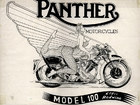 Panther motorcycles