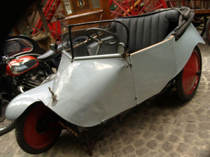 Scott Sociable Three Wheeler - 1922