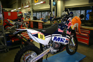 Red Bull KTM Factory Racing 21
