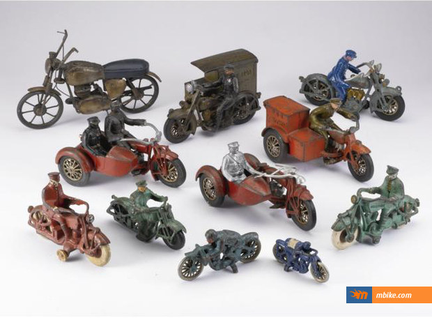 Toy motorcycles 0