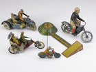 Toy motorcycles 5
