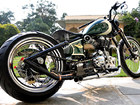 Enfield by Rajputana Customs 4