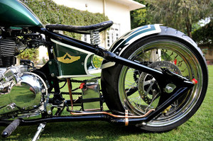 Enfield by Rajputana Customs 5