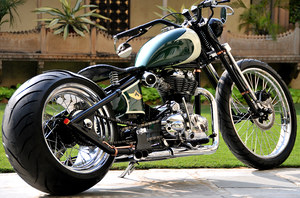 Enfield by Rajputana Customs 7