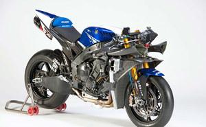 Yamaha Racing 2011 WSBK YZF-R1 15