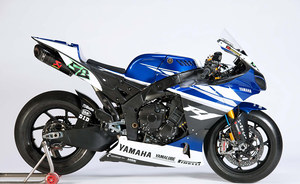 Yamaha Racing 2011 WSBK YZF-R1 16