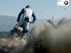 BMW HP2Enduro 2006 ad