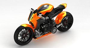 Kickboxer Diesel Concept by Ian McElroy 1