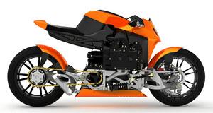 Kickboxer Diesel Concept by Ian McElroy 4