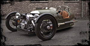 Morgan 3 Wheeler 01