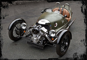 Morgan 3 Wheeler 02