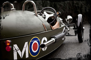 Morgan 3 Wheeler 03
