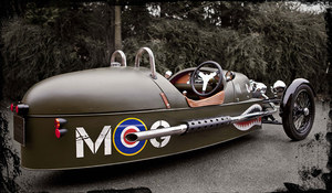Morgan 3 Wheeler 05