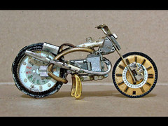 Wristwatch motorcycles 02