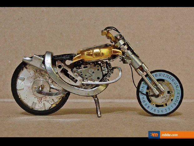 Wristwatch motorcycles 04