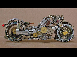 Wristwatch motorcycles 06