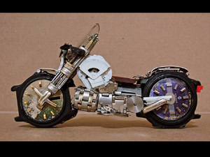 Wristwatch motorcycles 08