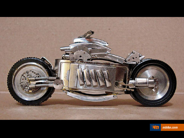 Wristwatch motorcycles 11
