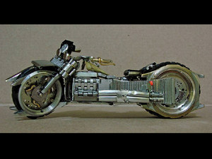Wristwatch motorcycles 14
