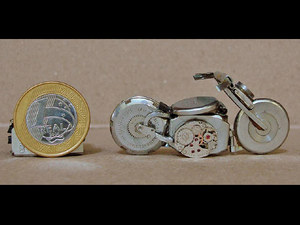 Wristwatch motorcycles 16